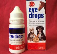 Cat Kitten Soothiing Eye Wash Drops Lasting Lubricating Moisturising Effect Eyes