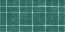 50pcs VTC57 Aqua Bisazza Vetricolor Glass Mosaic Tiles 2cm x 2cm