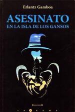 Asesinato en la isla de los gansos (Spanish Edition)-ExLibrary