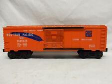 POSTWAR LIONEL 6464-250 WESTERN PACIFIC BLUE FEATHER BOX CAR, C-8 LN CONDITION