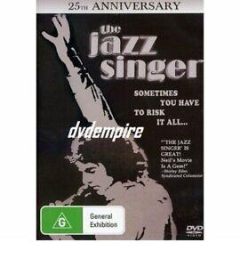 The Jazz Singer DVD Neil Diamond 25th Anniversary New Sealed Australia