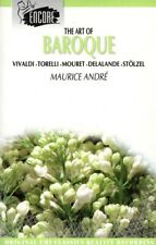 Maurice Andre - The Art of Baroque Cassette Tape