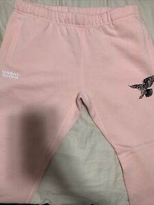 octobers very own ovo drake size extra large xl pink pants owl rare