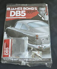 JAMES BOND 007 - ASTON MARTIN DB5 - 1:8 SCALE BUILD - GOLDFINGER - CAR PART 33