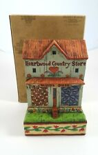 Heartwood Creek Jim Shore Country Store Quilt Sale 2004 with Box