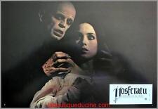 NOSFERATU 9 Photos Cinéma / Lobby Cards Klaus Kinski & Isabelle Adjani