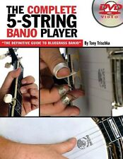 The Complete 5-String Banjo Player The Definitive Guide to Bluegrass B 014007409