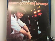 Barry Goldberg & Friends # Recorded live #  VINILE LP Ex/Ex