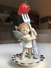 "The Little Kitchen Fairies ""Dinner Fairie"" - 2001 G.G Santiago #102537"