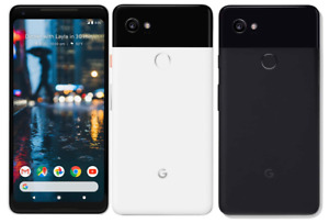 Unlocked Google Pixel 2 64GB/128GB 4GB RAM 4G LTE Smartphone -- Brand New Sealed