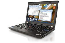 Lenovo ThinkPad X230 Core i5 2,60GHz 12 Zoll LED 4GB 320GB Windows 7 WebCAM