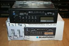 Nouveau Blaupunkt Montevideo RCR 87 80 S Classic Cassette Voiture Stéréo Coffret Garantie