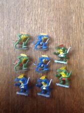 Warhammer Classic Lizardmen Skinks Skink Archers Bows (b) Bits Box Plastic