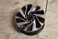 "1x Genuine Honda Civic FC FK 16"" Alloy Wheel Single Spare SE Black MK10 MKX"