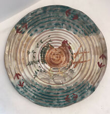 Ceramic Decorative Hanging Plate