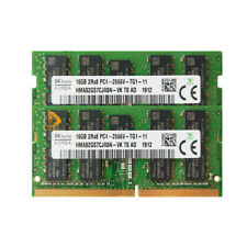 SK Hynix 2x 16GB 2Rx8 PC4-2666V DDR4 1.2V ECC-Server Unbuffered SODIMM Memory 32