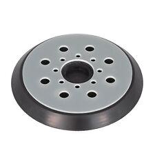 Plateau de ponçage pour Bosch PEX 220 A 125 mm, disque abrasif 8 trous