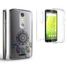 For Motorola Droid Turbo 2 XT1585 Tri Max Full Body Protector Case Dream Catcher