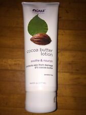 "Cocoa Butter Lotion 8 Oz ""Now� Solutions Brand Help a small Businesses!"