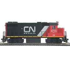 MTH 85-2040-0 HO GP38-2 Diesel Locomotive DCC Ready Canadian National #4715