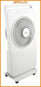 ARGO Polifemo Brizo Ventilatore Nebulizzatore 3VEL. 3LT LED Bianco