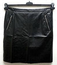 Unifarbene Damenröcke aus Viskose in Übergröße