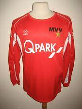 MVV Maastricht MATCH WORN Holland football shirt soccer jersey trikot size L