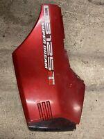 HONDA CB 125 T TFC TDJ - RIGHT SIDE BODY PANEL SEAT SIDE PANEL