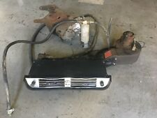 Used Complete Kuhlmeister A/C System Fits Coupe & Cabriolet W111 3.5