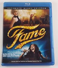 Fame Blu-ray 2010 2 Disc Set Extended Dance Edition Paul Iacono Kristy Flores
