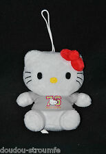 Peluche Doudou Chat HELLO KITTY SANRIO Grani Partners Pull 76 16 Cm Assis TTBE