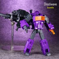 KBB Shockwave G1 Wars Assemble Leader Action Figure Kids Toy Collection Gift NEW
