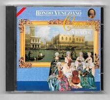 CD / RONDO VENEZIANO - CONCERTO PER VIVALDI / 9 TITRES ALBUM BMG 1990