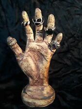 Handmade Hand Ring Holder/Statuette,