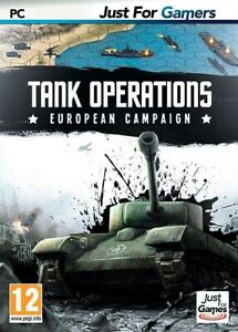 Tank Operation European Campaign - Just For Games pc