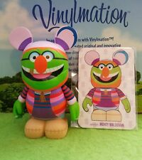"DISNEY Vinylmation 3"" Park Set 2 Muppets Dr Teeth with Card"