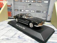 ASTON MARTIN DBS Coupe 1967 black schwarz Minichamps Maxichamps 1:43