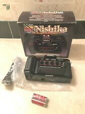 NEW Nishika N8000 35mm 3D Camera with strap and original box