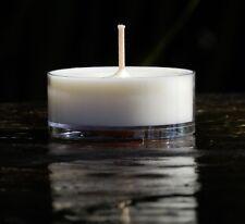 15hr WATERMELON LEMONADE Strong Scent HUGE MAXI ORGANIC SOY WAX TEA LIGHT CANDLE