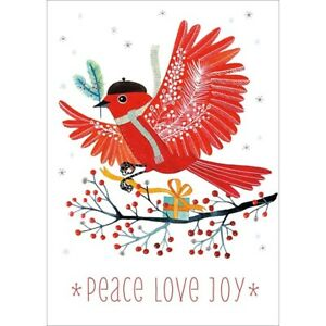 Geninne Zlatkis holiday greeting card set of 12 cards and envelopes