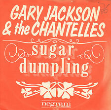 GARY JACKSON & THE CHANTELLES ‎– Sugar Dumpling (1976 SOUL SINGLE RARE DUTCH PS)
