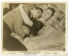 "The Confessions of Felix Krull 8""x10"" B&W Promo Still Pulver Henry Bookholt FN"