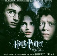 Harry Potter & The Prisoner Of Azkaban Soundtrack CD NEW SEALED John Williams