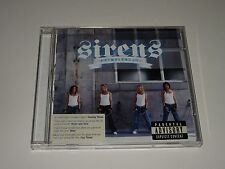 Sirens : Control Freaks CD (2004)
