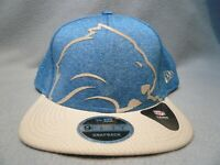 New Era 9Fifty Detroit Lions Oversized Laser Cut Snapback BRAND NEW hat cap NFL