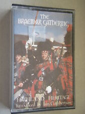 The Braemar Gathering - A Highland Heritage Tape Cassette