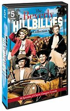 THE BEVERLY HILLBILLIES COLLECTION NEW 5 DVD BOXSET INCLUDES 30 EPISODES R4