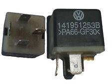 420- VW Audi Seat Skoda Arbeitsstromrelais Hupe Signal Relais No.53 - 141951253B
