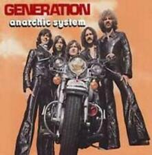 Anarchic System - Generation CD, Digi