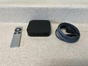 Apple TV 8GB Digital HD Media Streamer (3rd Generation) A1469  - w/ Remote